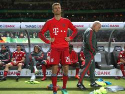 Thomas Müller will den Kopf erstmal freibekommen