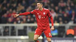 Robert Lewandowski wollte im Sommer 2018 zu Real Madrid wechseln