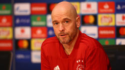 Erik ten Hag coacht den niederländischen Rekordmeister Ajax Amsterdam