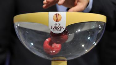 Auslosung der Europa-League-Zwischenrunde