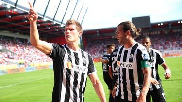 Der SV Sandhausen bleibt in der 2. Fußball-Bundesliga