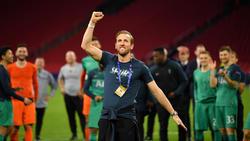 Die Spurs hoffen auf die Rückkehr von Harry Kane