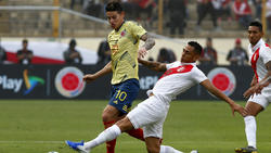 James Rodríguez nach Abschied vom FC Bayern auf Klub-Suche