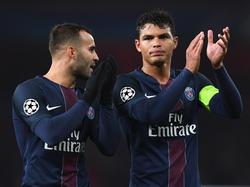 Thiago Silva es el jugador mejor pagado de la liga francesa. (Foto: Getty)