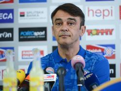 Damir Burić ist der neue Chefcoach bei Admira Wacker