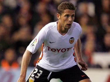 Curro Torres en una imagen de archivo como jugador del Valencia. (Foto: Getty)