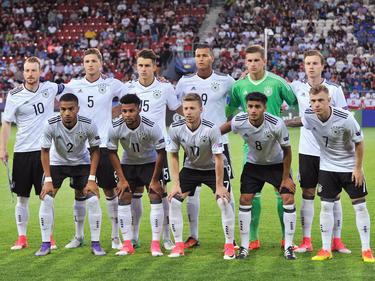 Der deutsche Nachwuchs peilt bei der EM das Halbfinale an
