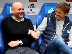 Die Hoffenheimer Verantwortlichen freuen sich auf das Spiel gegen Liverpool