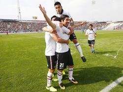 Colo Colo quiere revalidar título en el nuevo año. (Foto: Imago)