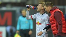 Julian Nagelsmann setzt auch in der Champions League auf Timo Werner