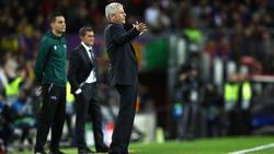 Lucien Favre steht beim BVB mehr denn je unter Druck