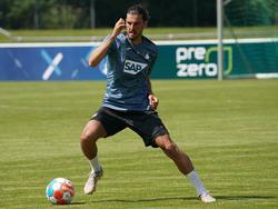 Zurzeit steht Florian Grillitsch noch in Hoffenheim im Training