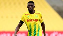 Randal Kolo Muani soll sich mit Eintracht Frankfurt über einen Wechsel einig sein