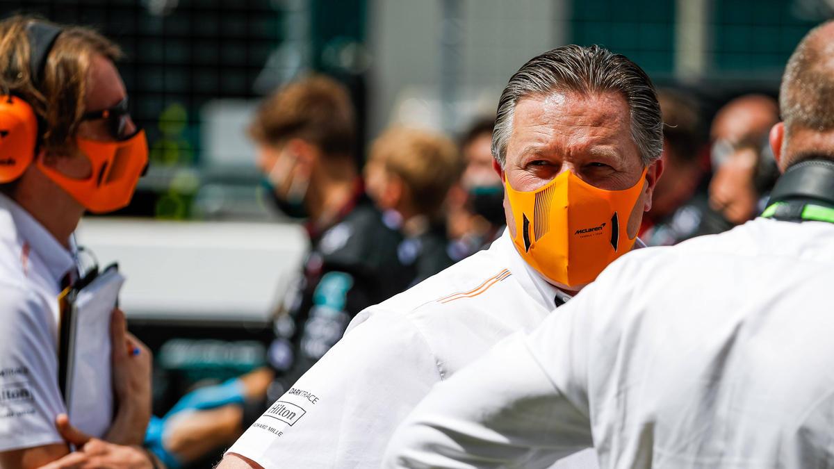 Zak Brown macht sich Gedanken um die Zukunft der Formel 1