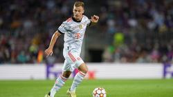 Joshua Kimmich vom FC Bayern zögert mit der Corona-Impfung