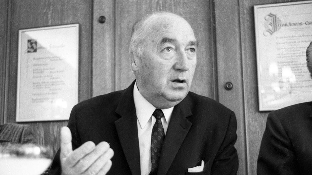 Rudolf Gramlich hat seine Ehren-Präsidentschaft bei Eintracht Frankfurt posthum verloren