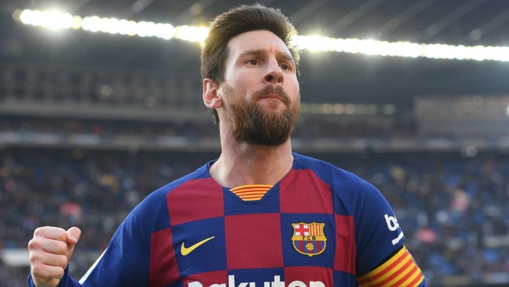 Lionel Messi beendete gegen Eibar seine Torflaute