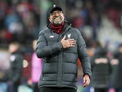 """Liverpool-Coach Jürgen Klopp weiß: """"Wir müssen mehr aufs Tor schießen"""""""