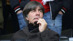 Joachim Löw muss vorerst zuhause bleiben