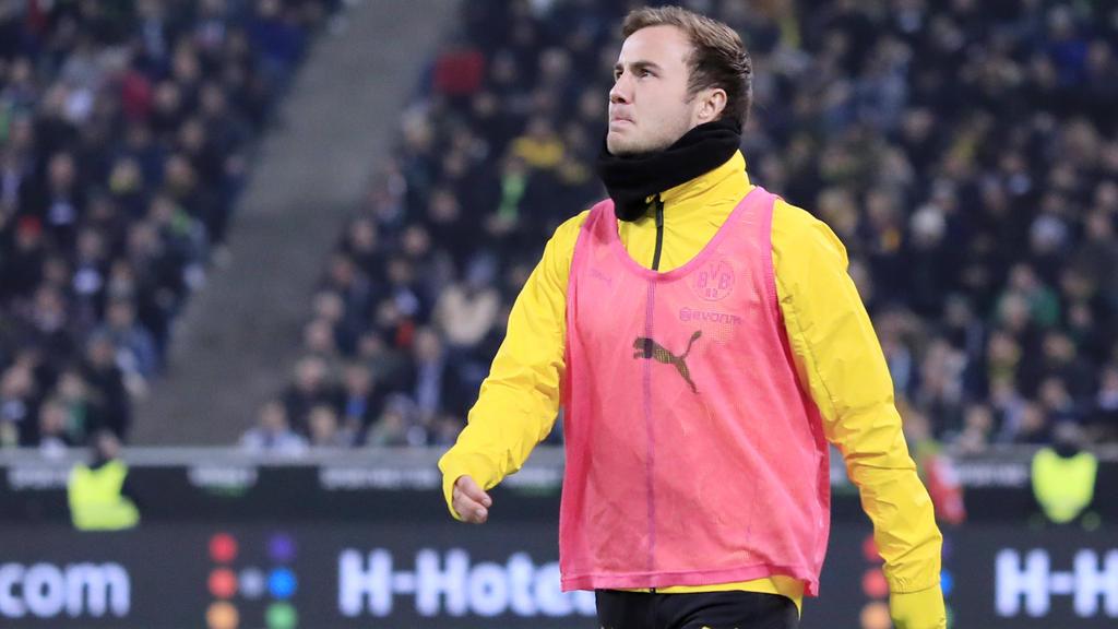 Mario Götze wird den BVB wohl verlassen