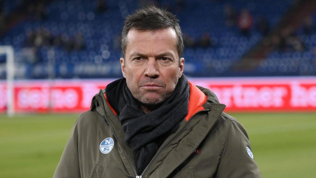 Lothar Matthäus kritisierte den FC Schalke für seine Mutlosigkeit