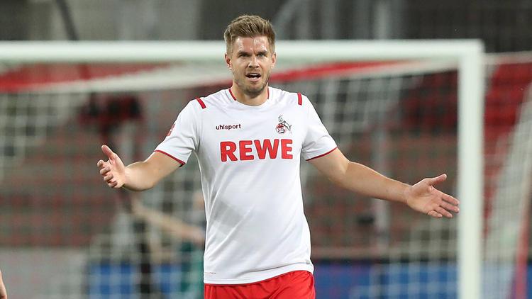 Verlässt Terodde den 1. FC Köln in Richtung HSV?