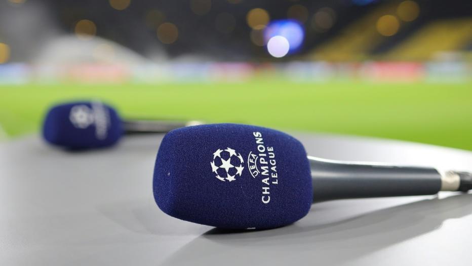 Das ZDF überträgt mit Glück das Champions-League-Finale