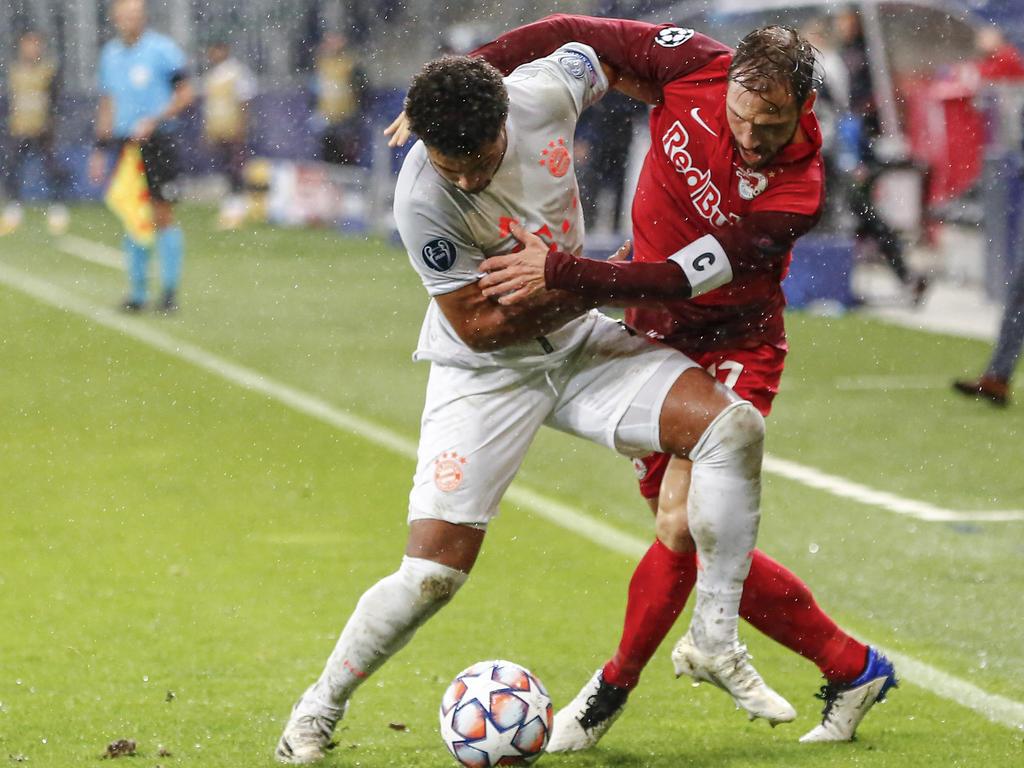 Salzburg trifft in der Champions League auf besonders harte Brocken