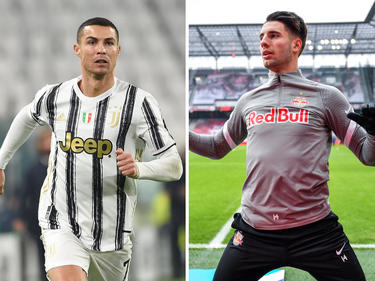 Cristiano Ronaldo und Dominik Szoboszlai waren unter den meistgeklickten Spielern 2020