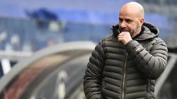 Peter Bosz prognostiziert eine erneute Meisterschaft des FC Bayern München