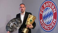 Franck Ribéry spielte lange Jahre für den FC Bayern