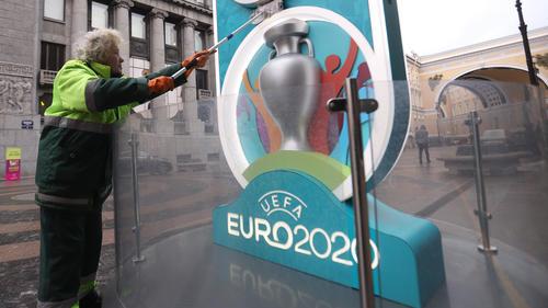 UEFA prüft Notfallpläne für die EURO 2021