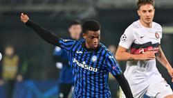 Amad Diallo wechselt zu Manchester United