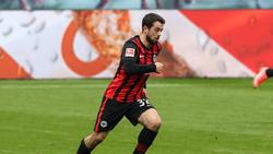 Erkennt die Nummer vom Bundestrainer schon, wenn der anruft: Frankfurts Amin Younes