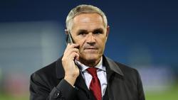 Pierluigi Tami, der Direktor der Schweizer Nationalmannschaft