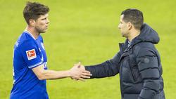 Wie geht es für Huntelaar (li.) beim FC Schalke 04 weiter?