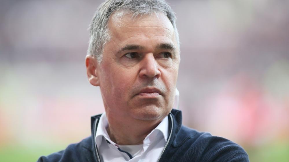 Andreas Rettig sieht Rudi Völler künftig beim DFB in der Verantwortung