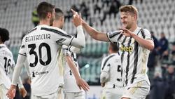 Juventus Turin hat Parma besiegt