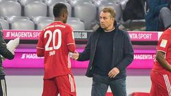 Bouna Sarr steht angeblich vor einem Abschied vom FC Bayern
