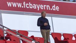 Oliver Kahn gratulierte dem BVB zum fünften Pokalsieg der Vereinsgeschichte