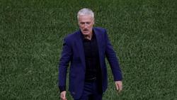 Didier Deschamps will weitermachen