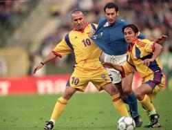EM 2000:Rumänien vs. Italien