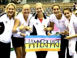 Deutsched Fed Cup Team 2007