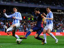 Copa del Rey-Viertelfinal-Rückspiel der Saison 2012/2013