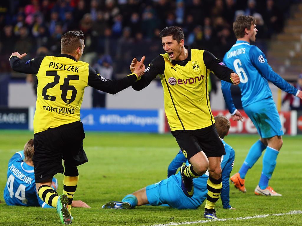 Zenit-Borussia Dortmund