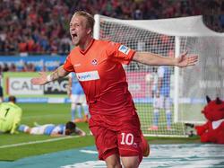 Hofmann lässt Kaiserslautern jubeln