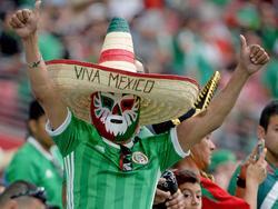 Mexiko bejubelt den Auftaktsieg gegen Uruguay