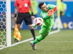 Danijel Subasic no volverá a enfundarse la elástica de Croacia. (Foto: Getty)
