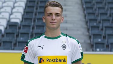 Louis Beyer steht bei Borussia Mönchengladbach hoch im Kurs