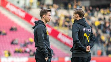 Erik Durm (l.) hat den BVB nach sechs Jahren verlassen